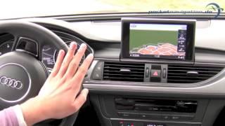 Audi MMI Navigation Plus im Test - Teil 2 /2