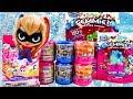 Barbie My Little Pony DC Super Hero Girls Fashem and Gemmies Surprises