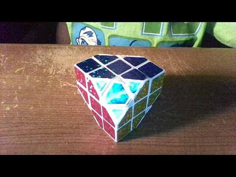 Solve on the Half Truncated Cube