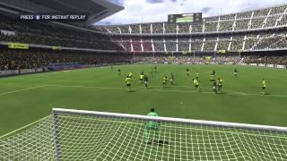 FIFA 14 PC Demo Gameplay - Borussia Dortmund vs AC Milan
