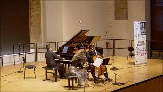 Schumann trio op.80, 2nd movement