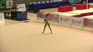 Heather Chan - Clubs - Team/AA - 2018 Pacific Rim Championships