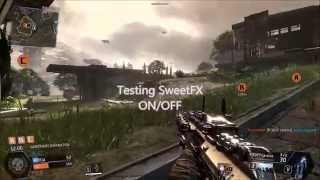SWEETFX enabled in - TITANFALL - gameplay PC - [running on Windows 8.1][ Improved graphics mod ]