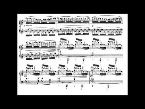 C. Debussy: Etudes no. 7 and 9 - Book II (Aimard)
