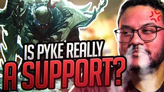 IS PYKE REALLY A SUPPORT? | APHROMOO