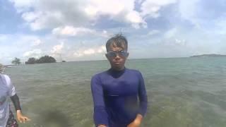 pulau putri nongsa, batam indonesia.