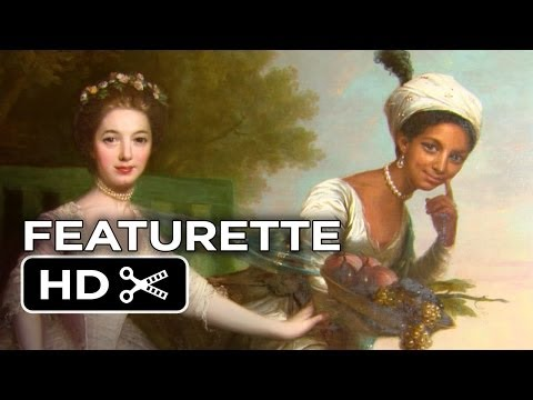 Belle Featurette - Behind The Painting (2014) - Gugu Mbatha-Raw Movie HD