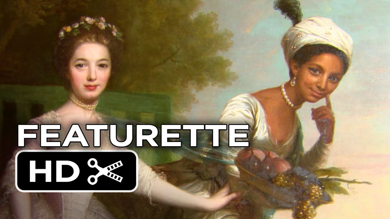 Belle Featurette - Behind The Painting (2014) - Gugu