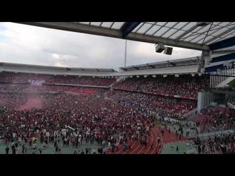 Fc Nürnberg - Fortuna Düsseldorf - AUFSTIEG2018