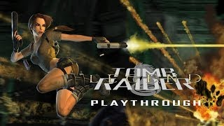 Tomb Raider: Legend (HD PC) Part 1