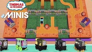 Thomas and Friends Minis - The Orange Chase 2021! Thomas Minis! ★ iOS/Android app (By Budge)