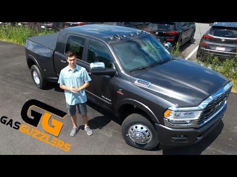 2020-ram-3500-mega-cab-dually-review- -$92,000-fully-loaded-luxury-beast!