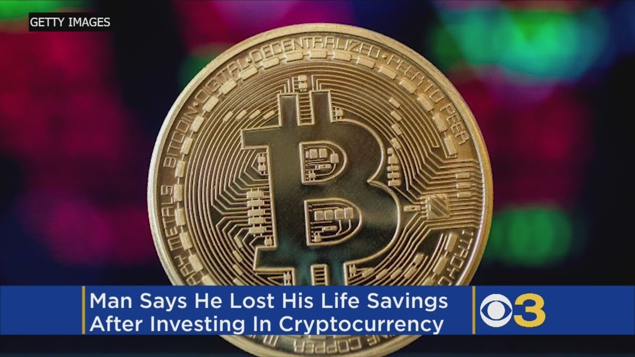 money lost in cryptocurrency