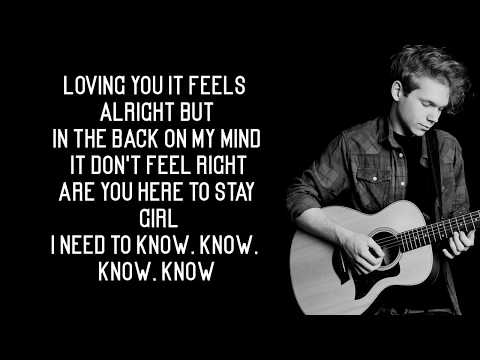 Chase Goehring - Illusion (Lyrics)