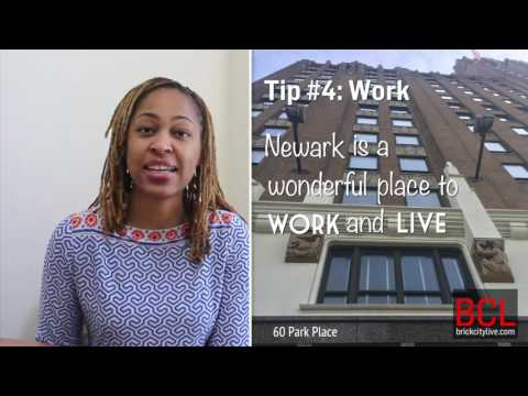 5 tips for living Downtown Newark