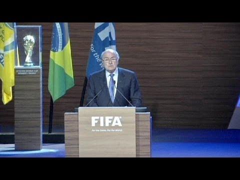 FIFA boss Blatter wants to stay