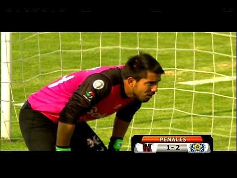 Serie de penaltis Neza vs La Piedad Final Por el Ascenso Clausura 2013