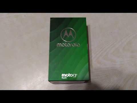 Обзор Motorola Moto G7 Play из Rozetka