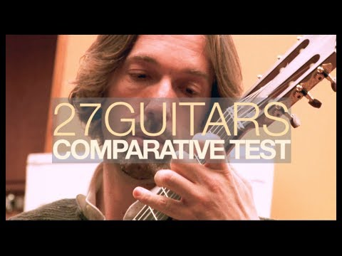 Roma Expo Guitar 2018 _Comparative Test by Adriano Del Sal
