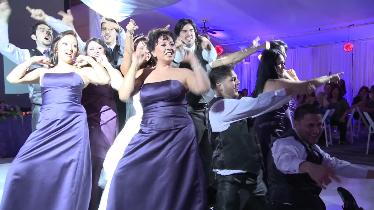 Best Bridal Party Dance Ever