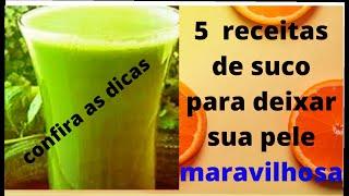 5 receitas de suco de couve: CONFIRA.