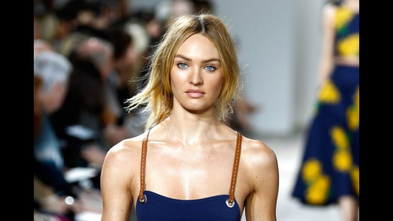 Michael Kors Spring Summer 2015 NYFW Mercedes Benz New York Fashion Week Full Fashion Show HD