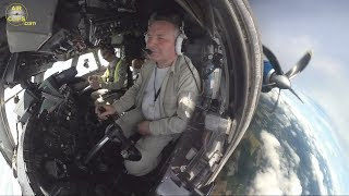 TRUE AVIATORS!!! TOP Antonov 26 AvGeek Flight, ULTIMATE COCKPIT MOVIE! [AirClips full flight series]