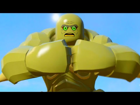 Lego Marvels Avengers All Abomination Abilities & How to Unlock