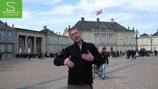 Scankalk restaurering af Amalienborg med kalkhydraulisk mørtel