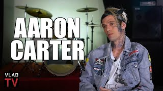 Aaron Carter on Selling 10M Albums by 12, Beating Shaq in Basketball (Part 3)