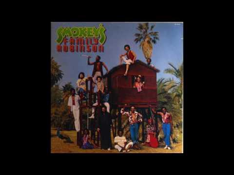 Smokey Robinson - Smokey's Family Robinson 1976 (Full Album Vinyl)