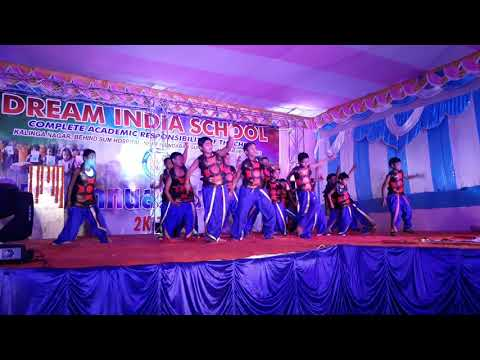 Dream India School BHUBANESWAR 2nd annua function