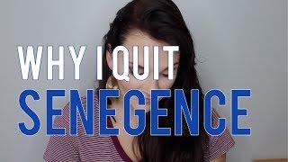 Why I QUIT SeneGence (LipSense)