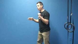 1 arm kettlebell swing technique