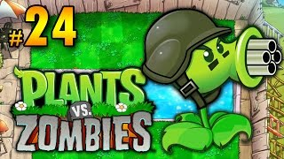Plantas vs. Zombis│en Español por TulioX│Parte #24