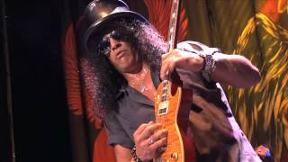 SLASH - Standing In The Sun [LIVE from Sydney, AUS]