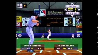 High Heat Major League Baseball 2002 Mariners vs Expos Part 1