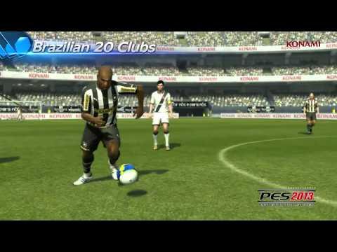 Pro Evolution Soccer 2013 - Konami Gamers Night In Brazil