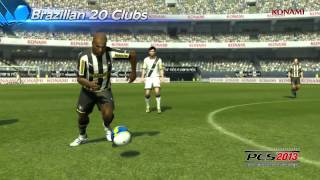 Pro Evolution Soccer 2013 - Konami Gamers Night in Brazil