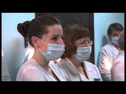 В первомайской районной больнице открылась электронная регистратура