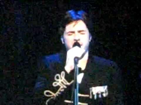 Peter Jöback i Spektrum 2008