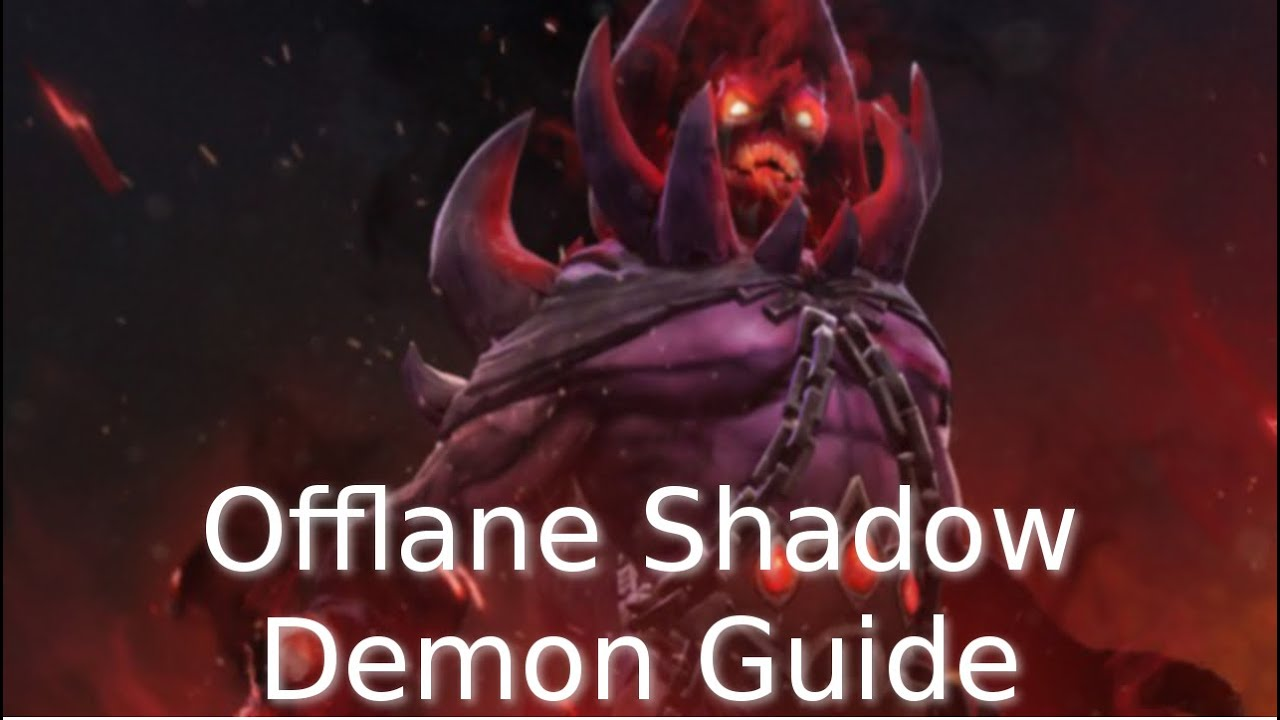 dota 2 shadow demon offlane guide creating space aggression