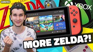 Nintendo Switch MORE REVEALS + New Zelda Switch Release…Sort Of?!