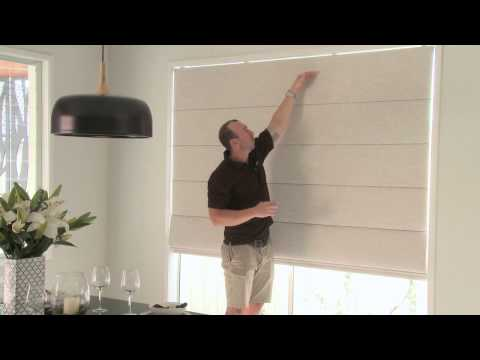 ROMAN BLINDS by A Curtains and Blinds Gold Coast