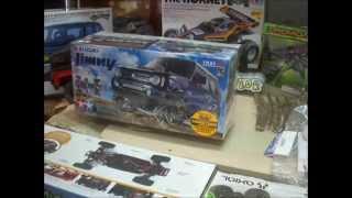 Tamiya MF-01X Suzuki jimny 4x4 en HOBBYFLOR