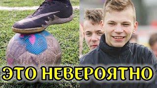 Прямо во время тренировки В российского футболиста попала молния