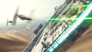 Звездные войны: Эпизод 7 — Русский трейлер (HD) Пробуждение Силы