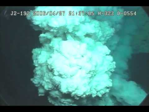 Submarine Ring of Fire 2006: Mariana Arc Highlight Video