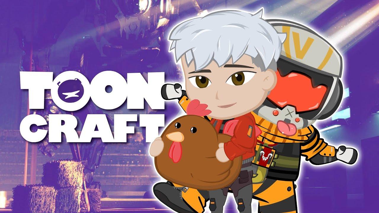 Download ToonCraft: little VIPER