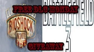 DLC Monday Giveaway:  Battlefield 3/Bioshock Infinite:Clash In The Clouds